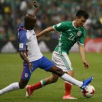 Arsenal And United Target Mexican Speedster After He Ligh